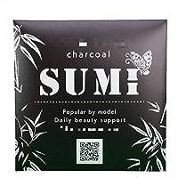 【持ち運び簡単! 個装顆粒チャコール】SUMI (0.3g×7包) ×6個 混ぜるだけの炭顆粒