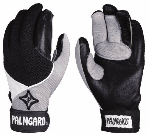 Authentic All-Star Sports Shop Adult Medium Catcher s & Fielder s Padded Inner-Glove (Left Hand)