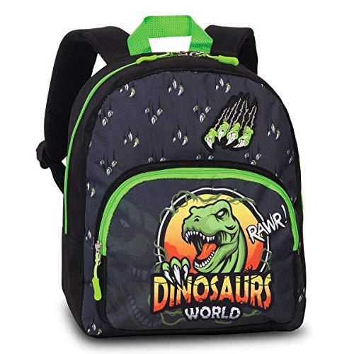 Fabrizio Dinosaurs World Kinderrucksack Dino Kindergarten Rucksack Jungen Buben 20580-1700