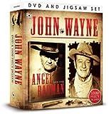 John Wayne DVD/Jigsaw Gift Pack [DVD] [UK Import]