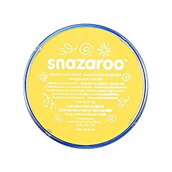 Snazaroo Yellow Face Paint