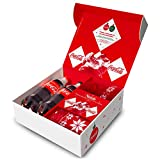 Coca-Cola Christmas Box (idea regalo con pack di Natale Coca-Cola, calzini Coca-Cola e cappello Coca-Cola)