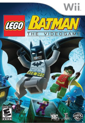Product Image of the Lego Batman - Nintendo Wii