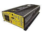 Go Power! GP-5000HD Heavy-Duty Modified Sine Wave Inverter - 5000 Watt / 12V