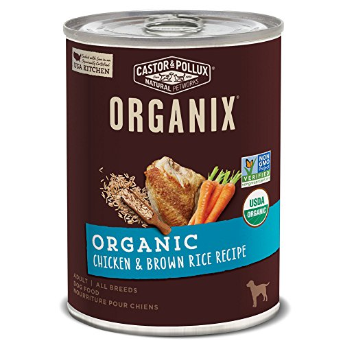 Organix Organic Canned Adult Dog Food