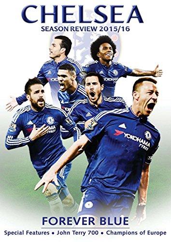 Chelsea FC Season Review 2015/16 [DVD]