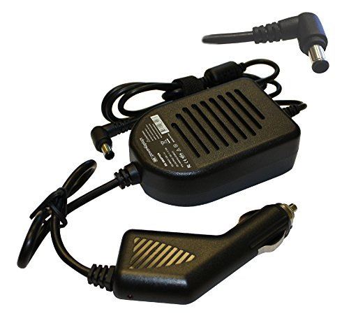 Power4Laptops Laptop KFZ Ladegerät kompatibel mit Fujitsu Siemens Lifebook 530