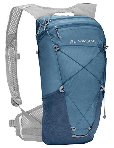 VAUDE Uphill 9 LW Mochila, Unisex Adulto, Azul (Washed Blue), 5-9 l