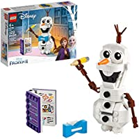 LEGO Disney Frozen II Olaf the Snowman 41169 Building Toy for Frozen Fans (122 pieces)