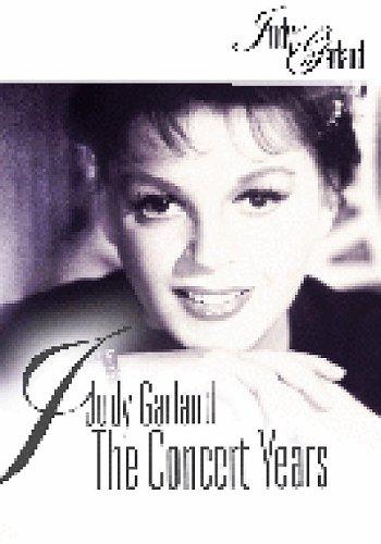 Judy Garland - The Concert Years [DVD]