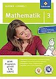 Alfons Lernwelt Mathematik 3 Einzelplatzlizenz - Ute Flierl