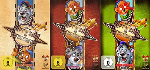 Käpt'n Balu und seine tollkühne Crew - Collection 1 + 2 + 3 (9-Disc | 3-Boxen)