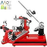 VEVOR Máquina de Encordar de Tenis 53x22x25cm Máquina de Encordado de Raquetas de Tenis de Mesa Herramientas de Encordado de Raquetas de Tenis Máquina de Encordado (Rojo)