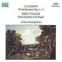 Cambini/Briccialdi;Wind Qui