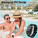 Zoom IMG-2 smartwatch orologio fitness donna uomo