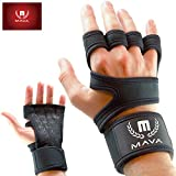 Workout Gloves with Wrist Support for Gym by Mava