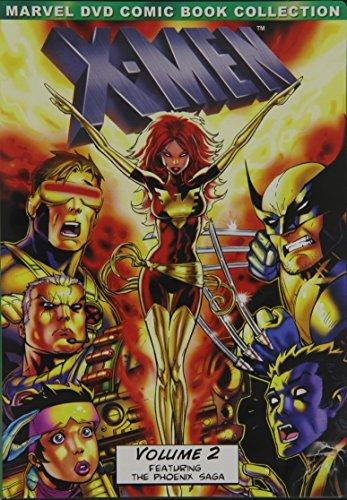X-Men: Volume Two (Marvel DVD Comic…