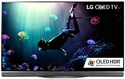LG Electronics E6 series 4K Ultra HD Smart OLED TV