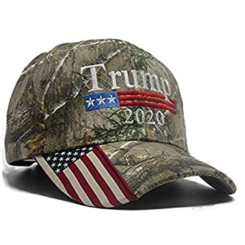 Bestify Products Donald Trump Military Cap Keep America Great MAGA Hat President 2020 Election USA