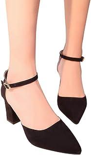 fecha de lanzamiento: e9179 112e3 Amazon.es: zapatos tacon bajo mujer - Blanco
