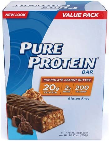 Pure Protein High Bars Inexpensive Chocolate Peanut Ranking TOP18 1.76 Ou Butter
