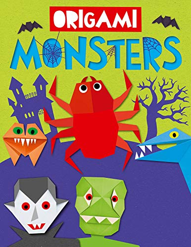 Origami Monsters (English Edition)