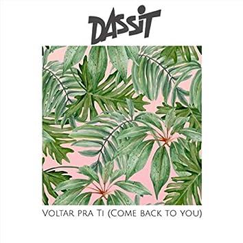 Voltar Pra Ti (feat. Dill Costa)