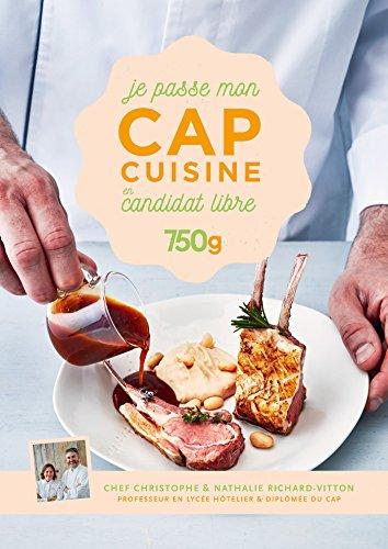 Je passe mon CAP Cuisine en candidat libre