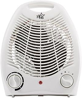 HQ FH10 Calentador de ventilador Blanco 2000 W - Calefactor (Calentador de ventilador, Piso, Blanco, 2000 W, 1000 W)