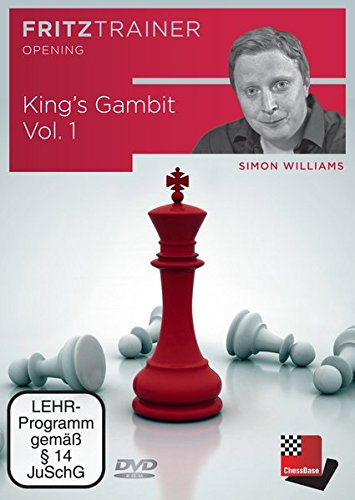 King's Gambit Vol. 1: fritztrainer: Video-Schachtraining mit interaktivem Feedback