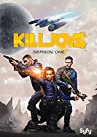 Killjoys: Season One [DVD] [Import]