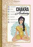 Chakra Spiritual Awakening Journal: Cute Women Seven Chakras Gift Idea| Daily Agenda Organizer Goals Setting with Self Healing Love Inspirational ... Affirmations Pages Notebook To Write In