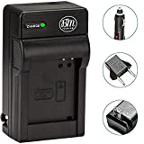 BIG MIKE'S ELECTRONICS BM Premium DMW-BCG10 Battery Charger for Panasonic Lumix DMC-ZS15, DMC-ZS19, DMC-ZS20, DMC-ZS25 Digital Cameras