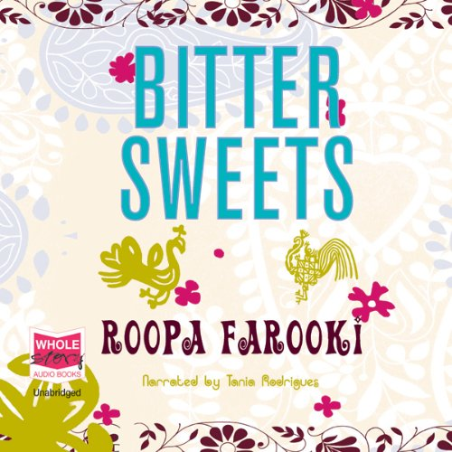 Bitter Sweets audiobook cover art