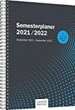 Semesterplaner 2021/2022: September 2021 - September 2022