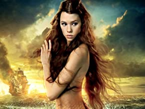 D3327 Pirates Of The Caribbean Mermaid Movie 32x24 Print POSTER