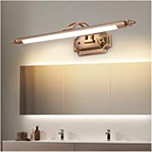 Spiegellampen, creatieve persoonlijkheid 55 / 65 cm waterdichte mistspiegel voorlicht Nordic TV achtergrond muurschilderij...