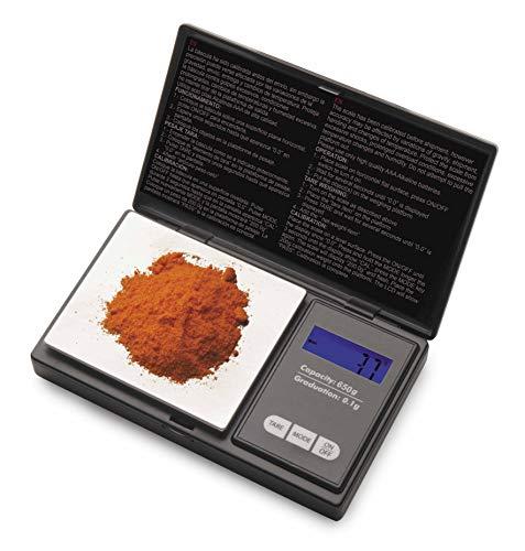 Lacor - 61709 - Báscula De Precisión De Bolsillo 650 g