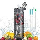IceFrog Sport Trinkflasche 850ml BPA frei auslaufsichere Tritan Auslaufsicher Sportflasche