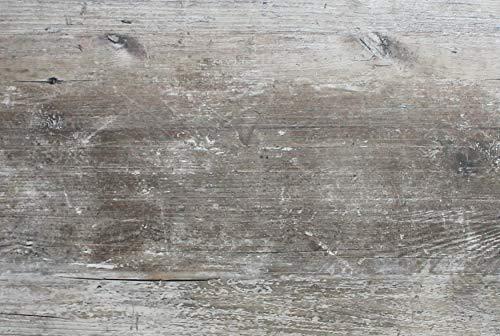 Werzalit Tischplatte Findus grau 110x70 cm Vintage-Optik wetterfest Ersatztischplatte Bistrotisch Stehtisch Tisch Gastronomie