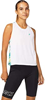 ASICS Women's Color Injection Tank Running Apparel