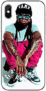 Inspired by Lil Wayne Phone Case Compatible With Iphone, SamSung, LG, Nokia, Motorola Cases TPU- Vinyl- Merch- Men- Pillow- Pillow- 4000125757048
