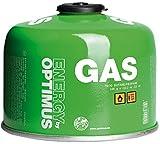 OPTIMUS Cartuccia Ricarica Gas con Valvola, 230 G