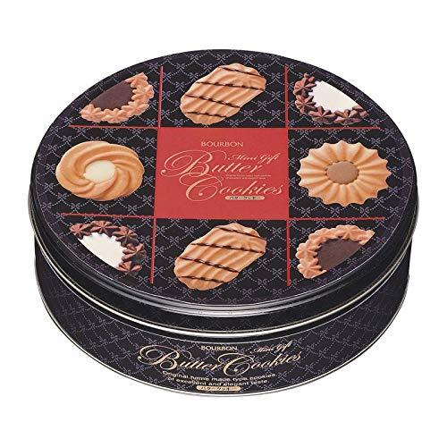 ブルボン ミニギフト バタークッキー缶 【お菓子 洋菓子 詰め合わせ ギフトセット 来客用】