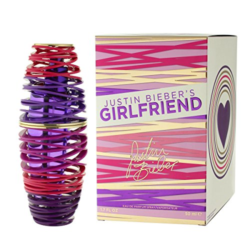 Girlfriend By Justin Bieber Eau De Parfum Spray 1.7 Oz Women by Justin Bieber