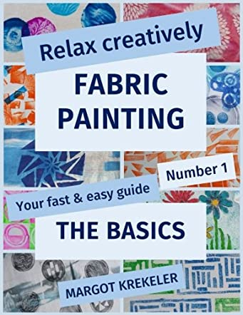 Relax Creatively - Fabric Painting