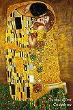 Gustav Klimt Cuaderno: El Beso | Elegante y Practico | Libreta Para Escribir | Para Tomar Notas (Cuadernos Para Escribir)