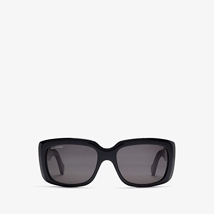 Balenciaga  BB0072S (Black) Fashion Sunglasses