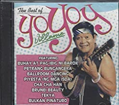 THE BEST OF YOYOY VIILLAME CD
