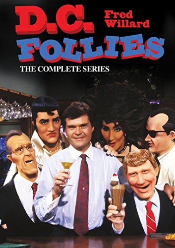 Dc Follies: Complete Series (4 Dvd) [Edizione: Stati Uniti] [Italia]